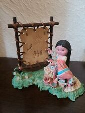 Enesco Friends Of The Feather She Who Shows Signs of Goodness Figurine 6668