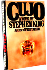 Cujo by Stephen King It The Stand Dark Tower Shining ** HARDCOVER ** LIKE NEW **