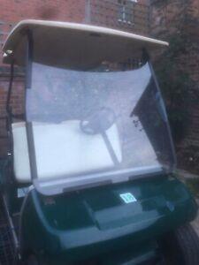 Golf Buggy Windscreen