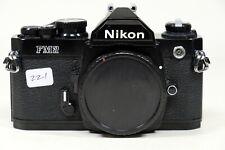 Nikon FM2N Black Paint Body!!!!