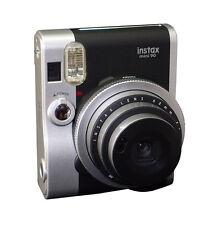 Fujifilm Instax Mini 90 Neo Classic Instant Film Camera  BLACK   UK STOCK