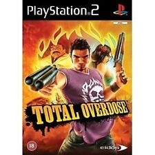 Total Overdose: A Gunslinger's Tale in Mexico (Sony PlayStation 2 /PS2)