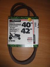 Genuine MURRAY RIDE ON Trattore Cintura Cutter 37X40 037x40MA CINGHIA ORIGINALE