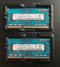 Hynix 4Gb (2x2Gb) SODIMM Ram Module DDR3 PC3 12800S 1600 - Memory for Mac