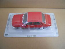 Legendary Cars DACIA 1300 RED ROSSA 1:43 Die Cast  [MV36-1]