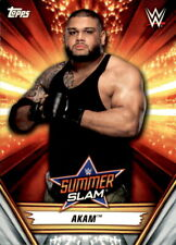 2019 Topps WWE SummerSlam #s 1-100 +Inserts (A5785) - You Pick - 10+ FREE SHIP