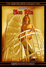 Blue Rita DVD, Directed by Jess Franco, Full Moon Features
