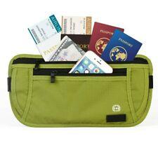 Money Belt - RFID Blocking Hidden Travel Wallet Well Designed & Comfortable...