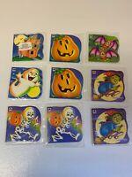 Vintage Halloween Golden Mini Fun Activity Books NOS 1992