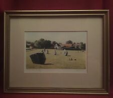 """Robert Hughes """"Midsummer At Avebury"""" Limited Edition Print Signed By The Artist"""