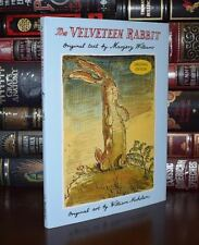 The Velveteen Rabbit by M. Williams New Illustrated Gift Hardcover 2 Day Ship