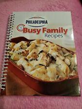 Philadelphia: Busy Family Recipes Spiral