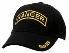 US Army RANGER TAB Ball Cap Special Forces Airborne 75th Regiment Assault Hat