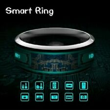 Fashion High Technology NFC Multifunctional Waterproof Intelligent Ring Smart Di