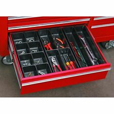 3 Pc 14 Compartment Drawer Organizer Set Hardware Tool Box Storage Container