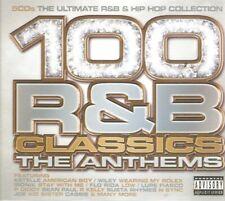 Various - 100 R&B Classics - The Anthems (5xCD Boxset 2008)