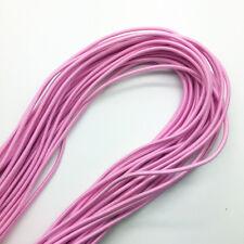 5yds Pink Trong Elastic Bungee Rope Shock Cord Tie Down DIY Jewelry Making