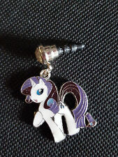 My Little Pony Cell Phone Strap Plug charm Rariety Magic Fits most cell phones