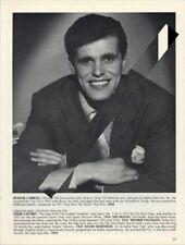 Ronnie Caroll Eurovision Harry Hammond book photo 1956