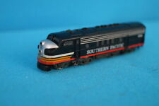 Marklin US Diesel Locomotive Br F 7 Southern Pacific Black Z gauge Mini club