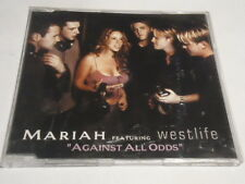 MARIAH CAREY - AGAINST ALL ODDS FEATURING WESTLIFE [SONY2000] CD