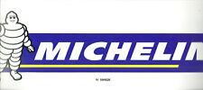 RARE / AUTOCOLLANT - MICHELIN : BIBENDUM / STICKERS STICK