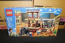 NEW Sealed Box! LEGO 7594 Disney Pixar Toy Story Woody's Roundup! FREE Priority!