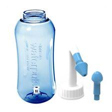 Nasal Wash Neti Pot Nose Clean Bottle Irrigator Saline Allergic Cleaner Spray C9