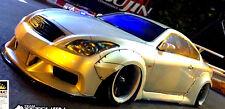 1/10 RC Car Body Shell NISSAN SKYLINE V36 INFINITY G35 LB Performance DRIFT BODY