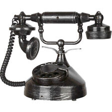 TALKING Spooky Phone Victorian Halloween Prop Haunted House animated Telephone