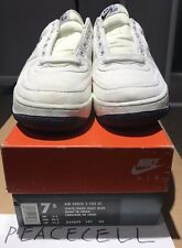1994 Nike Air Force 1 CVS SC Canvas SZ 7.5