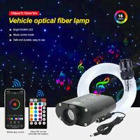 Glasfaser-Lichtgerät Smart APP Music Control Autodach Sternenhimmel LED-Motor
