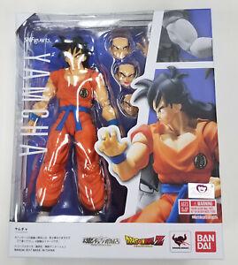 AUTHENTIC Bandai Tamashii SH Figuarts Dragon Ball Z YAMCHA Action Figure