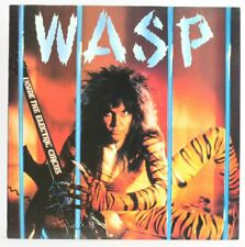 W.A.S.P, Inside The Electronic Circus   Vinyl Record *USED*