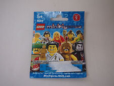 Lego Minifigure Series 2 Figures 8684 NEW SEALED PACKAGES