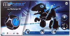 *DINGED BOX* WowWee MIPOSAUR & RECHARGE KIT robot dinosaur remote control app