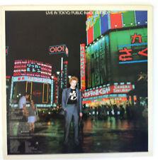 PUBLIC IMAGE LIMITED Live in Tokyo VINYL Double 45 Tours 600 998 C/D France 1983