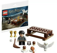 LEGO 30420 Harry Potter and Hedwig Owl Delivery Polybag Collectible Minifigure