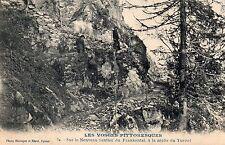 France - Gerardmer, Nouveau Sentier du Frankenthal... - 1915 Postcard