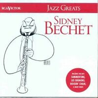 Sidney Bechet - Jazz Greats [CD]