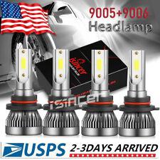 6000k Led Headlights Lights Bulbs For Chevy Silverado 1500 2500hd 3500 1999 2006 Fits 2005 Chevrolet Silverado 2500 Hd Ls