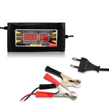Cargador De Batería Digital 12V 6A AGM LED Mantenedor Carga Automatico Coche