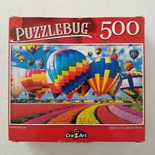 Brilliant Balloons Puzzlebug 500 piece Brand New FREE SHIPPING