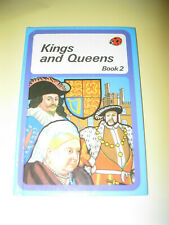 Kings and Queens book 2 Ladybird book childrens
