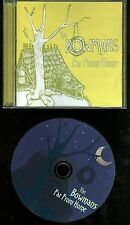 The Bowmans Far From Home CD indie folk rock female fronted alternative