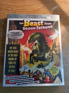 BLU-RAY THE BEAST FROM 20,000 FATHOMS PREMIUM EXCLUSIVE EDITION NEW SEALED STOCK