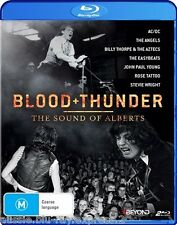 Blood and Thunder The Sound of Alberts