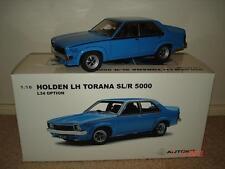 1:18 Biante LH L34 SL/R 5000 Torana in Azure Blue. Very Limited Edition