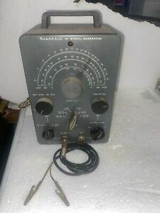 HEATHKIT RF SIGNAL GENERATOR MODEL RF-1