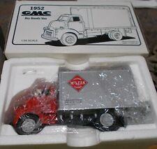 McLean Trucking Co Winston Salem, NC 1952 GMC Dry Goods Van First Gear Truck